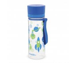 ALADDIN AVEO KIDS modrá s potiskem 350 ml