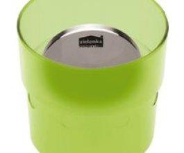 ZIELONKA neutralizér pachu do lednice kalíšek zelený