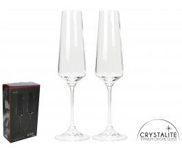 GUSTA Sklenice Champagne 2 x 16 cl