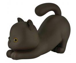 MTM Kasička Líná kočka hnědá