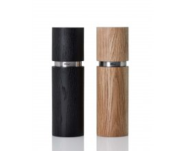 AdHoc Set mlýnků TEXTURA GRANDE CeraCut® černý & natural