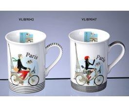 Fox Trot Hrnek Cyklisti Paříž 250ml