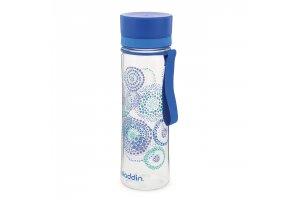 ALADDIN AVEO láhev na vodu AVEO 600ml modrá s potiskem