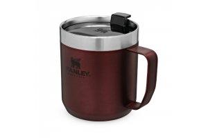 STANLEY Camp mug 350ml vínová