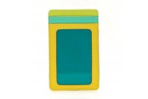 Mywalit Pouzdro na kreditní karty malé zelené 128-9