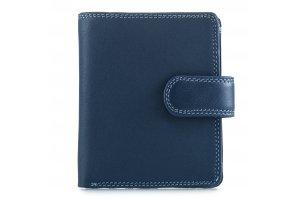 Mywalit Peněženka na kreditní karty malá modrá 156-127