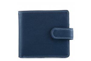 Mywalit Peněženka na kreditní karty malá modrá 158-127