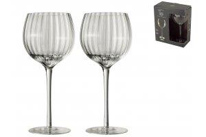 GUSTA Set 2 kusů skleniček na víno