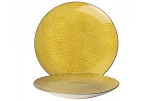 GUSTA Talíř Hexagon 20cm