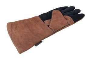 GUSTA Rukavice grilovací kožená