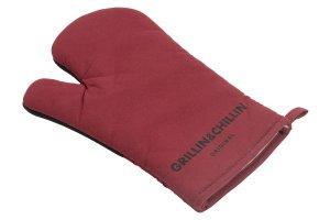 GUSTA Kuchyňská rukavice červená 18x28 cm