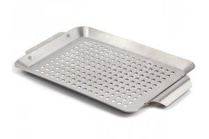 GUSTA BBQ grilovací tácek  32,5x18,5cm