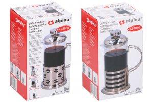 ALPINA French press 350 ml