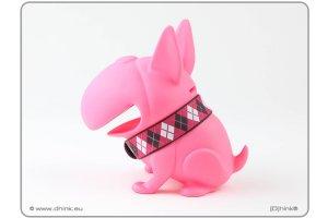Kasička WhaaWhaa - Burbien, růžová