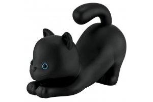 MTM Kasička Líná kočka černá