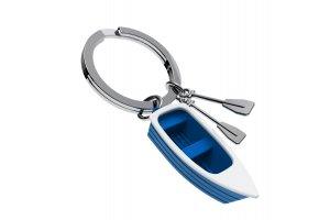MTM Klíčenka loďka modrá s vesly