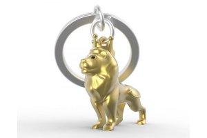 MTM Klíčenka Lví král zlatý