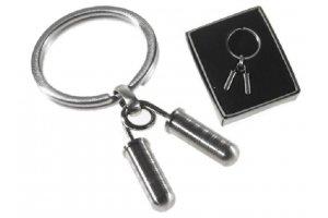 Kroužek na klíče posilovač